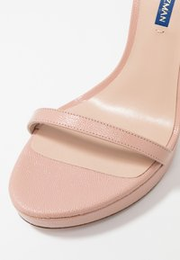 Stuart Weitzman - DISCO - High heeled sandals - buff blush - 2
