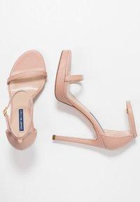 Stuart Weitzman - DISCO - High heeled sandals - buff blush - 3