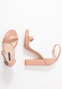 Stuart Weitzman - NEARLYNUDE - High heeled sandals - buff blush - 3