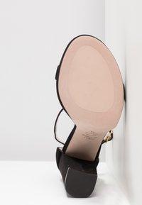 Stuart Weitzman - NEARLYNUDE - High heeled sandals - black - 6