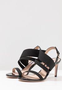 Stuart Weitzman - ADRIENNE - High heeled sandals - black - 4