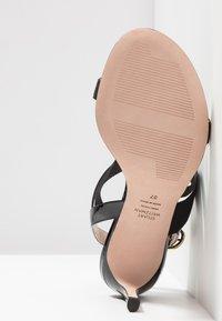Stuart Weitzman - ADRIENNE - High heeled sandals - black - 6