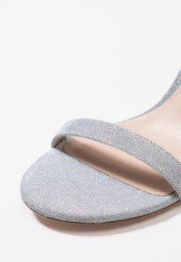 Stuart Weitzman - High heeled sandals - silver - 2