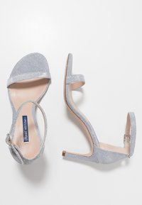 Stuart Weitzman - High heeled sandals - silver - 3