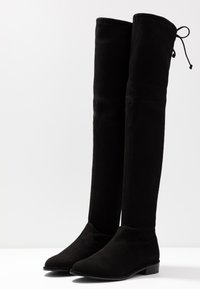 Stuart Weitzman - LOWLAND - Over-the-knee boots - black - 4