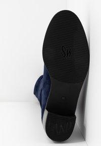 Stuart Weitzman - MIDLAND - Over-the-knee boots - nice blue - 6