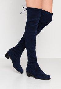 Stuart Weitzman - MIDLAND - Over-the-knee boots - nice blue - 0