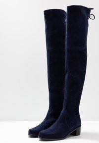 Stuart Weitzman - MIDLAND - Over-the-knee boots - nice blue - 4