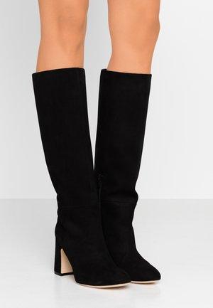 TALINA - High Heel Stiefel - black