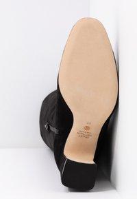 Stuart Weitzman - TALINA - High heeled boots - black - 6