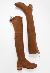 Stuart Weitzman - CHAROLET - Over-the-knee boots - coffee - 3