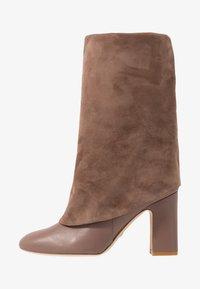 Stuart Weitzman - LUCINDA - High heeled boots - taupe - 1