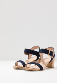 Stuart Weitzman - ALEXANDRINE  - Sandals - nice blue - 4
