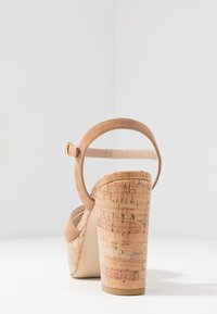 Stuart Weitzman - IVONA - High heeled sandals - tan/nature - 5