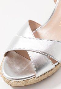 Stuart Weitzman - ROSEMARIE - High heeled sandals - silver - 2