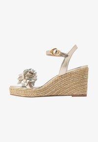 Stuart Weitzman - YUNA - High heeled sandals - platino - 1