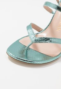 Stuart Weitzman - JULINA  - High heeled sandals - teal - 2