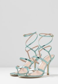 Stuart Weitzman - JULINA  - High heeled sandals - teal - 4