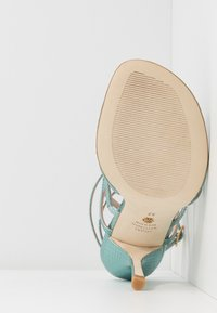 Stuart Weitzman - JULINA  - High heeled sandals - teal - 6