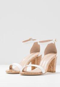 Stuart Weitzman - Sandals - white - 4