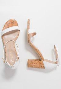 Stuart Weitzman - Sandals - white - 3