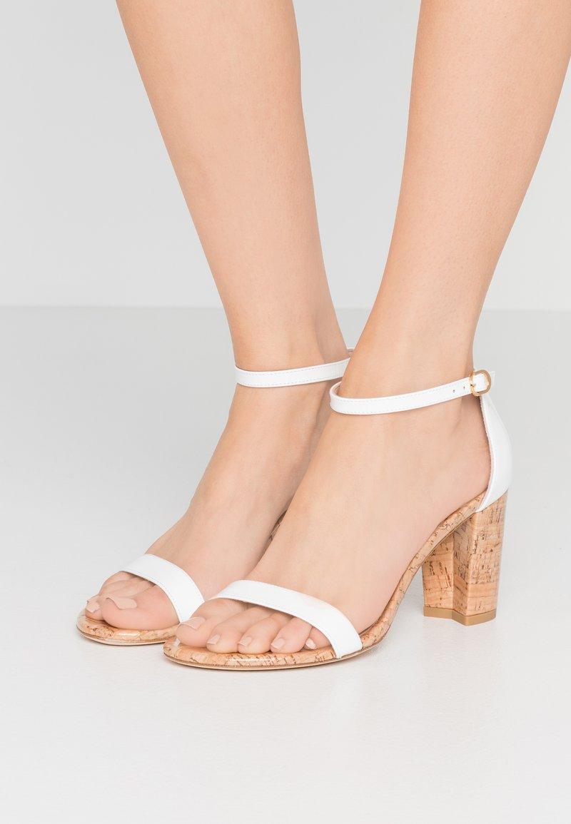 Stuart Weitzman - Sandals - white