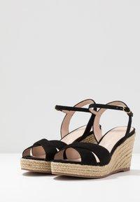 Stuart Weitzman - ROSEMARIE - High heeled sandals - black - 4