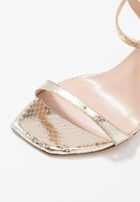 Stuart Weitzman - ALONZA  - High heeled sandals - platino - 2