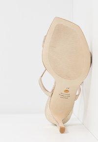 Stuart Weitzman - ALONZA  - High heeled sandals - platino - 6