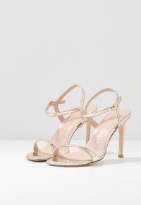 Stuart Weitzman - ALONZA  - High heeled sandals - platino - 4