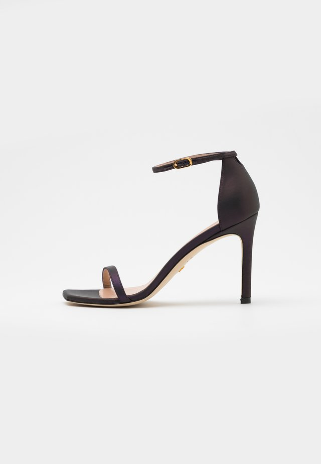 AMELINA - High heeled sandals - rainbow