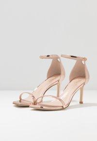 Stuart Weitzman - AMELINA  - Sandals - rose gold - 4
