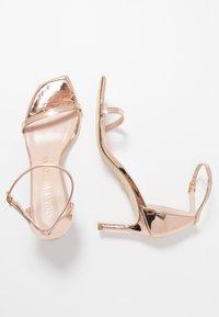 Stuart Weitzman - AMELINA  - Sandals - rose gold - 3