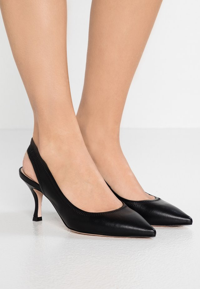 ODETTE - Classic heels - black