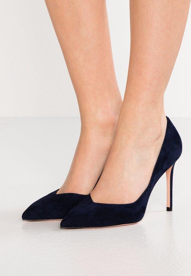 ANNY - Hoge hakken - nice blue