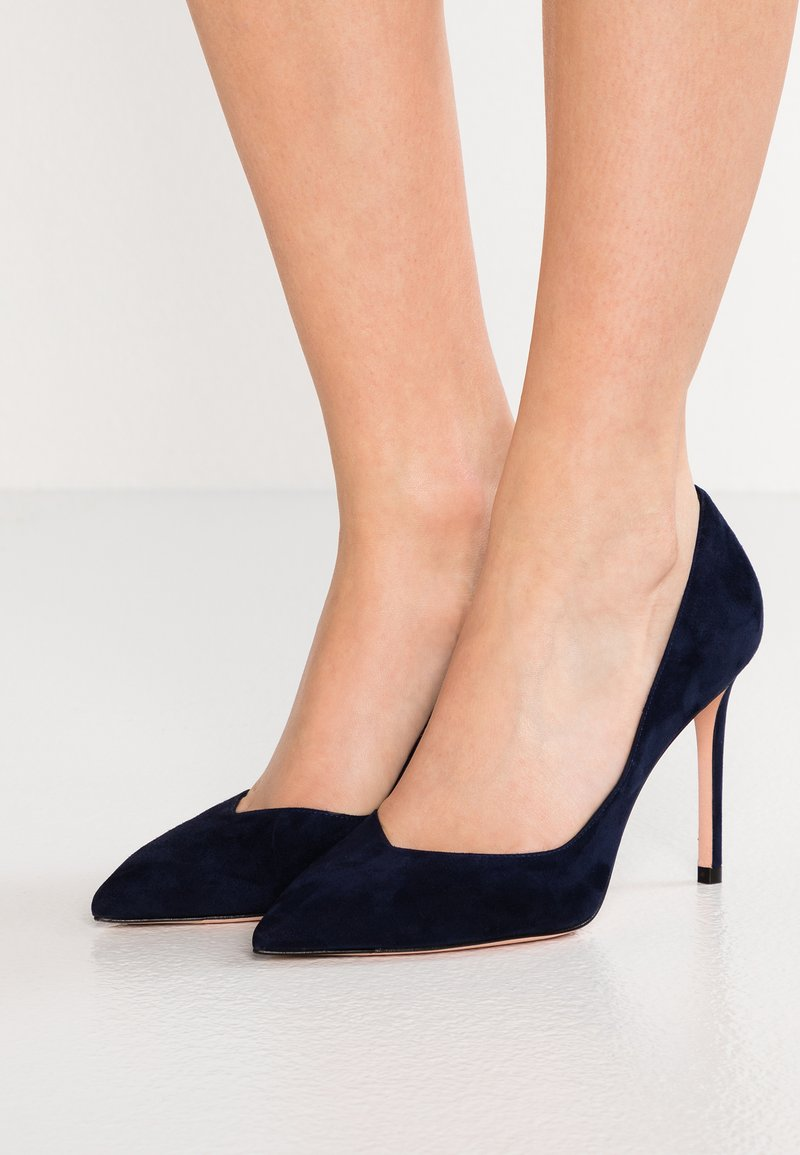 Stuart Weitzman - ANNY - High Heel Pumps - nice blue