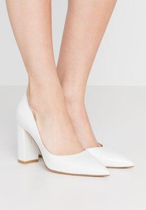 LANEY - High heels - white