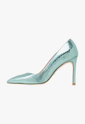 ANNY - Klassiska pumps - teal