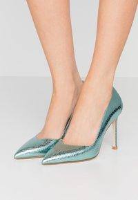 Stuart Weitzman - ANNY - High heels - teal - 0