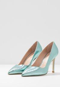 Stuart Weitzman - ANNY - High heels - teal - 4