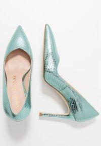 Stuart Weitzman - ANNY - High heels - teal - 3