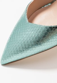 Stuart Weitzman - ANNY - High heels - teal - 2