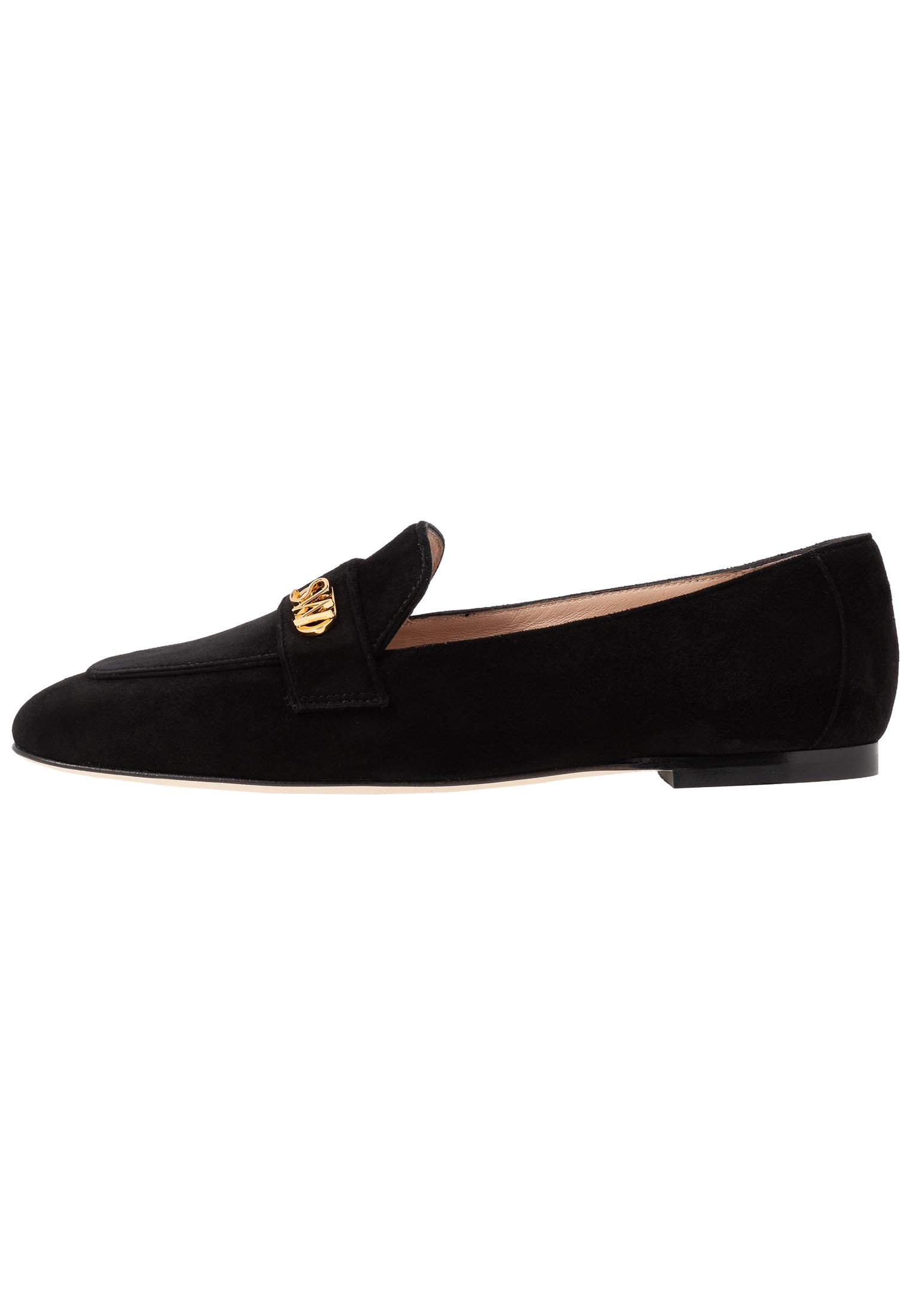 Stuart Weitzman Payson Logo - Slipper Black Friday