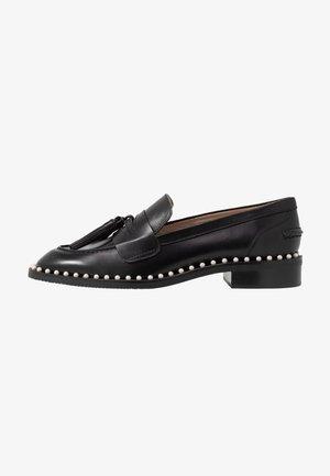 KAYLENE - Nazouvací boty - black