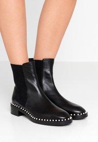 Stuart Weitzman - CLINE - Classic ankle boots - black - 0