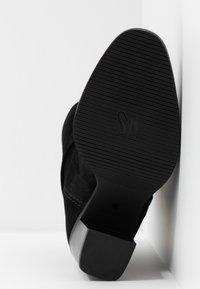 Stuart Weitzman - VIRGO - High heeled ankle boots - black - 6