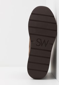 Stuart Weitzman - OCEANE - Lace-up ankle boots - coffee - 6