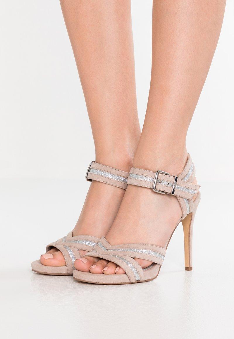Steffen Schraut - High heeled sandals - taupe