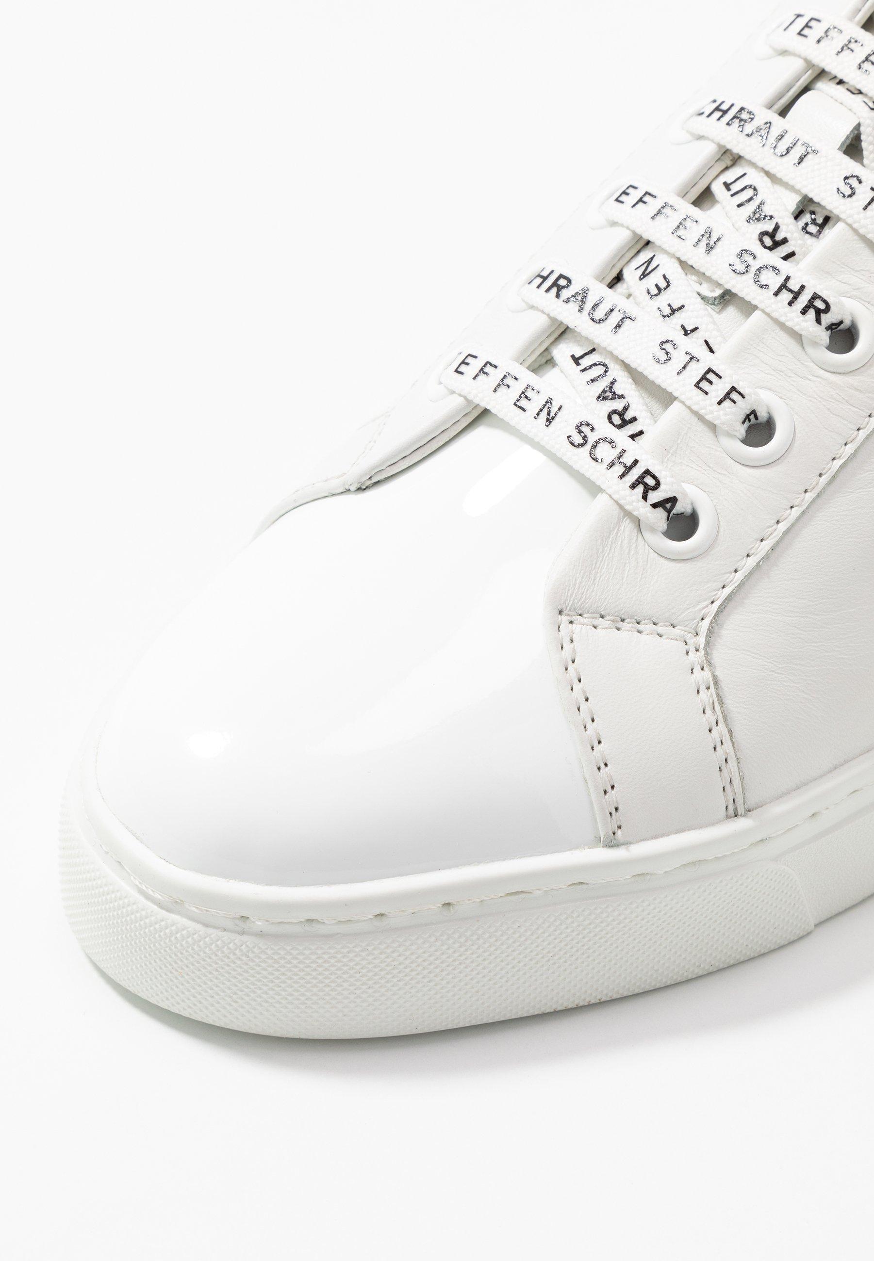 Steffen Schraut CLEAN STREET - Sneakersy niskie - white