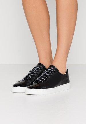CLEAN STREET - Sneakers - black